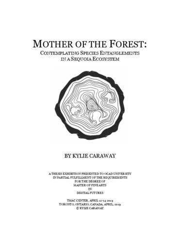MOTHER OF THE FOREST:
